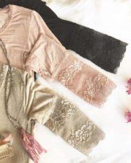 1-644 Camiseta Detalle Puño. ropa exclusiva boho kimscut collection (1)