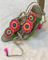 2010000147 Sandalia Baja Crochet, ropa boho kimscut collection(3)