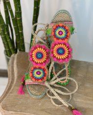 2010000147 Sandalia Baja Crochet, ropa boho kimscut collection(8)