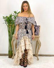 2010000493 Vestido Bordado B&W. ropa boho chic kimscut collection (1)