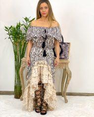 2010000493 Vestido Bordado B&W. ropa boho chic kimscut collection (2)