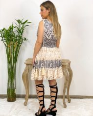 2010000494 Vestido Bordado Corto B&W. ropa boho chic kimscut collection (11)