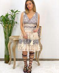 2010000494 Vestido Bordado Corto B&W. ropa boho chic kimscut collection (8)