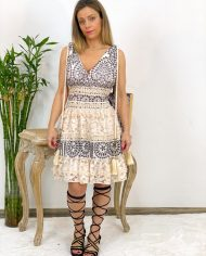 2010000494 Vestido Bordado Corto B&W. ropa boho chic kimscut collection (9)