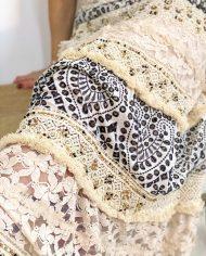 2010000495 Vestido Bordado Largo B&W. ropa boho chic kimscut collection (14)