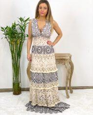 2010000495 Vestido Bordado Largo B&W. ropa boho chic kimscut collection (4)