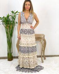 2010000495 Vestido Bordado Largo B&W. ropa boho chic kimscut collection (6)