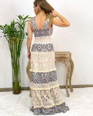2010000495 Vestido Bordado Largo B&W. ropa boho chic kimscut collection (7)