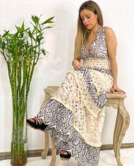 2010000495 Vestido Bordado Largo B&W. ropa boho chic kimscut collection (9)