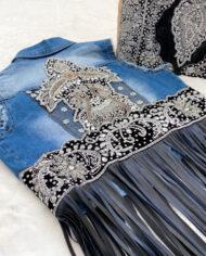 2010000527 chaleco vaquero hecho a mano. ropa boho chic kimscut collection (3)