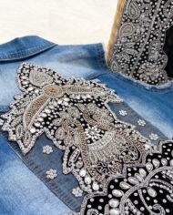 2010000527 chaleco vaquero hecho a mano. ropa boho chic kimscut collection (4)