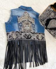 2010000527 chaleco vaquero hecho a mano. ropa boho chic kimscut collection (5)