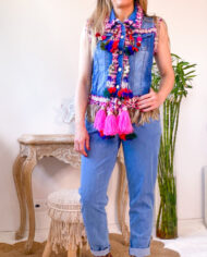 2010000721 Chaleco Jeans Flores Blanco boho chic kimscut collection ( (15)IMG_0027