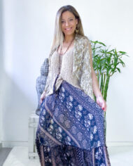 2010000739 Falda seda boho chic kimscut collection ( (6)