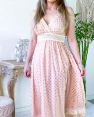 2010000787 Vestido Detalle Pecho rosa boho chic kimscut collection (11)