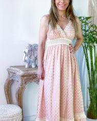 2010000787 Vestido Detalle Pecho rosa boho chic kimscut collection (9)