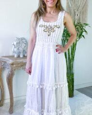 2010000789 Vestido Detalle Crochet Conchas blanco boho chic kimscut collection (13)IMG_1524