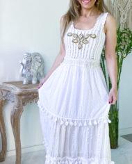 2010000789 Vestido Detalle Crochet Conchas blanco boho chic kimscut collection (14)IMG_1524