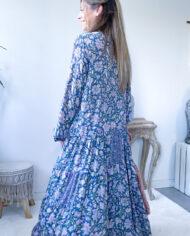 2010000815 Kimono seda lavanda boho chic kimscut collection (1)