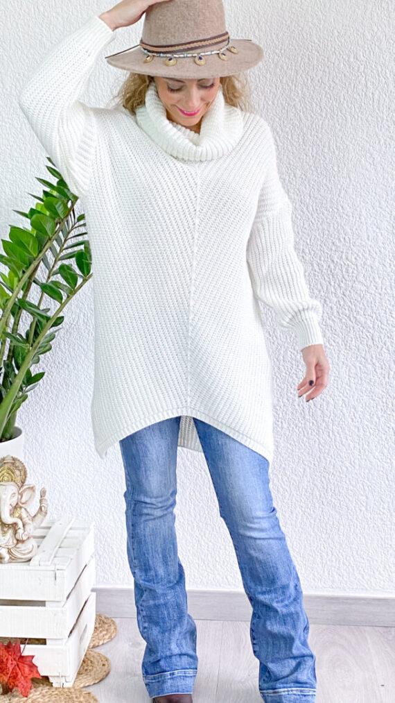 Jersey boho chic vilna blanco (2)