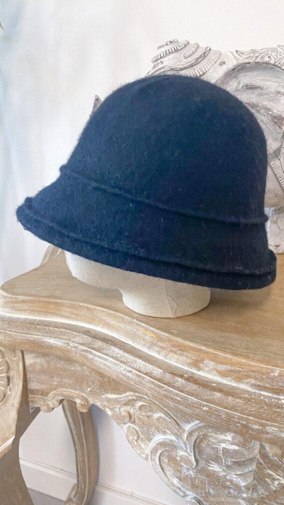 sombrero boho chic cocó negro