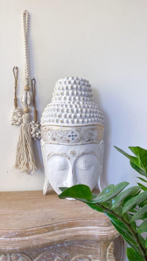 Buda boho chic wall