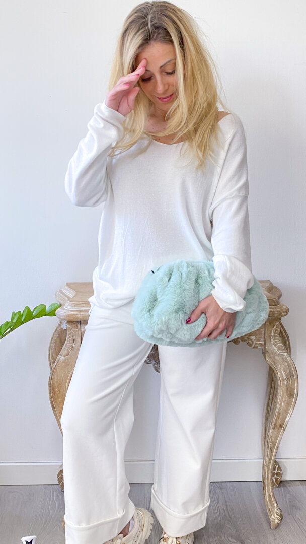 jersey boho chic ciara blanco