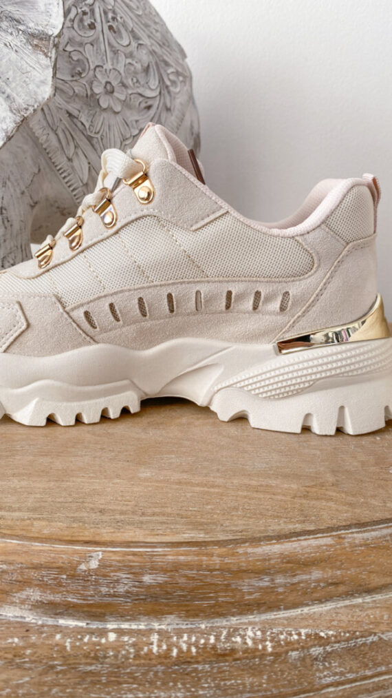 Zapatos Boho Chic Lia Crema