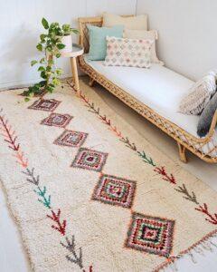 alfombras boho
